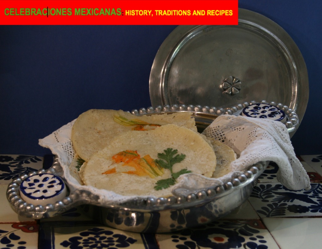 74 - Tortilla with zucchini flower embedded (2)
