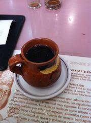 Mover el Bigote México DF | Restaurante Don Chon | Café de olla