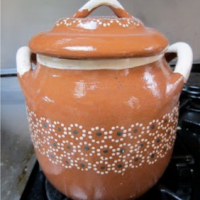 Cafe de Olla- making coffee in a clay pot adds flavor