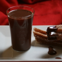 Churros & Dipping Chocolate